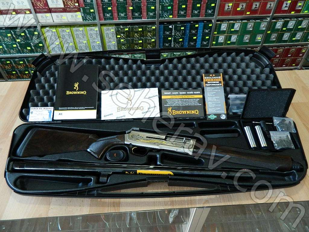 BROWNING A5 125 YIL LIMITED EDITION 12 KALİBRE OTOMATİK