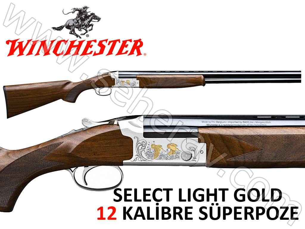 Winchester select light gold 12 kal bre s perpoze seher av for Select light