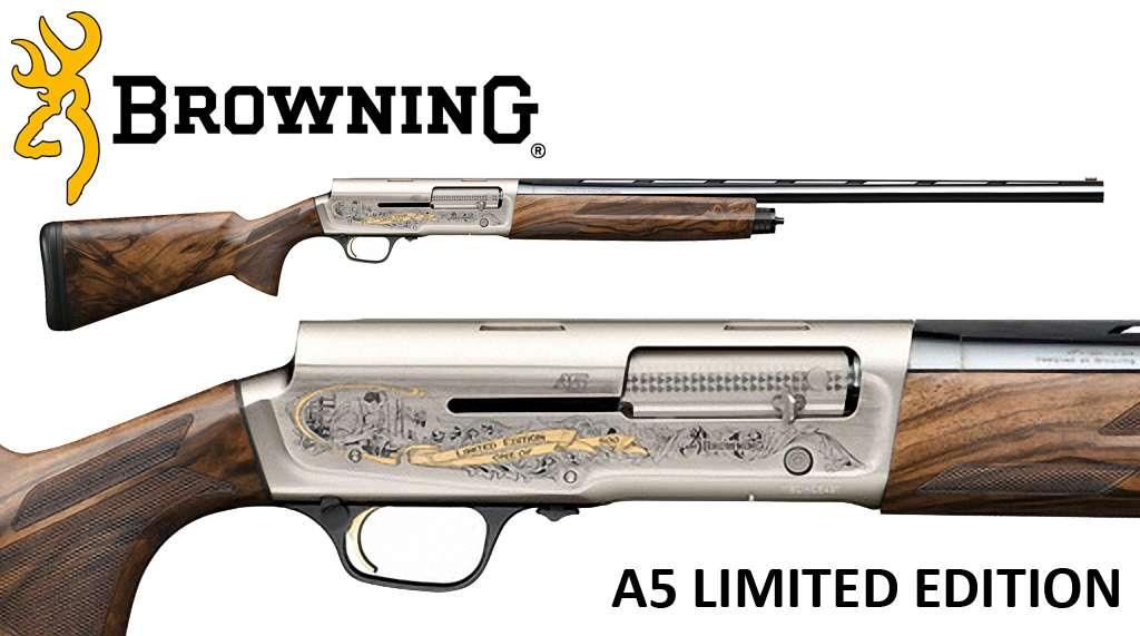 BROWNING A5 LIMITED EDITION