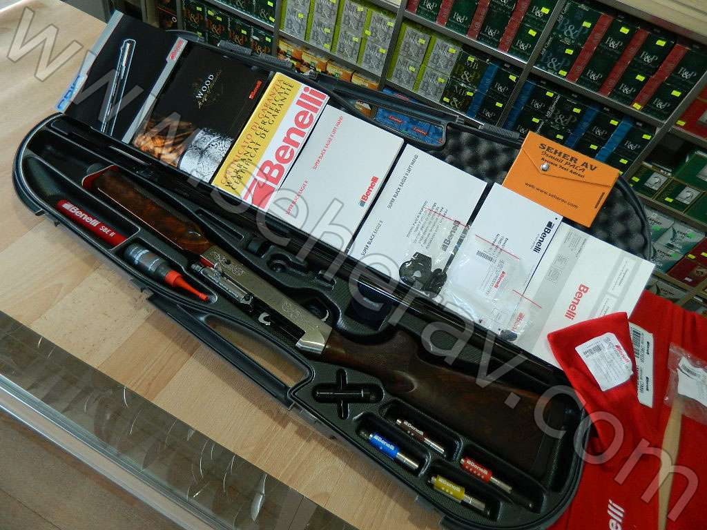 BENELLİ SÜPER BLACK EAGLE II LİMİTED EDİTİON 89mm 3.5inç 12 KALİBRE OTOMATİK