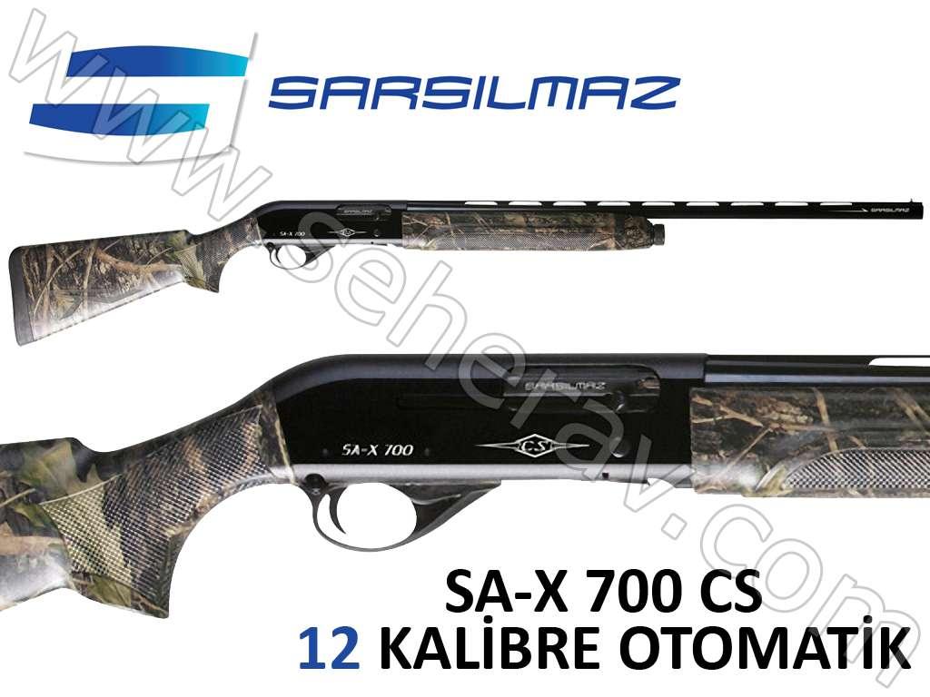 Sarsilmaz Sa-X 700 Видео