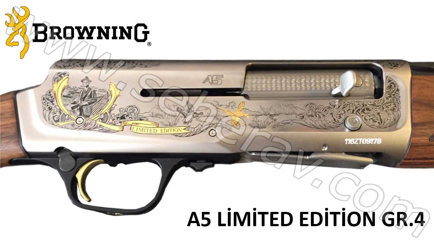 Browning A5 Limited Edition Gr 4