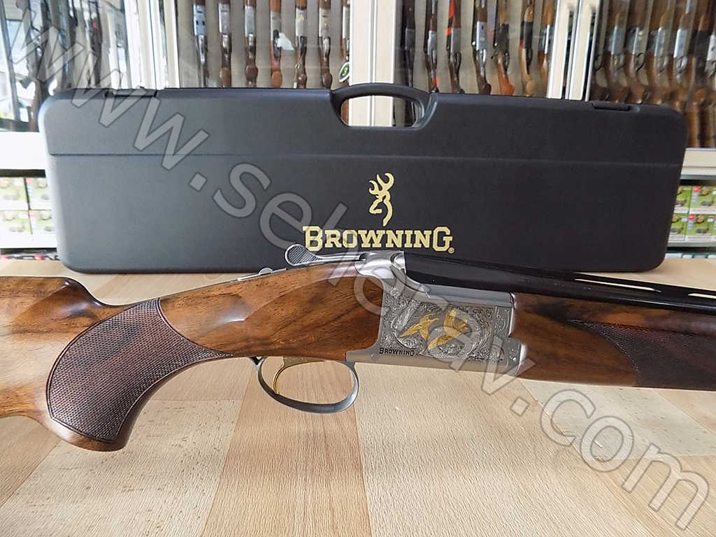 BROWNING B525 HUNTER LIGHT ELITE 12 KALİBRE SÜPERPOZE