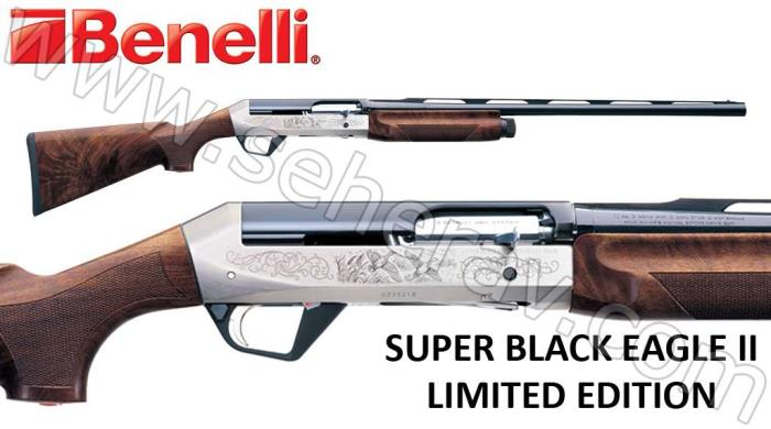 SUPER BLACK EAGLE II LIMITED EDITION