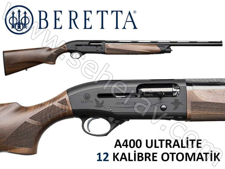BERETTA A400 ULTRA LİTE NEW 12 KALİBRE OTOMATİK 2.7 KĞ ağırlığı