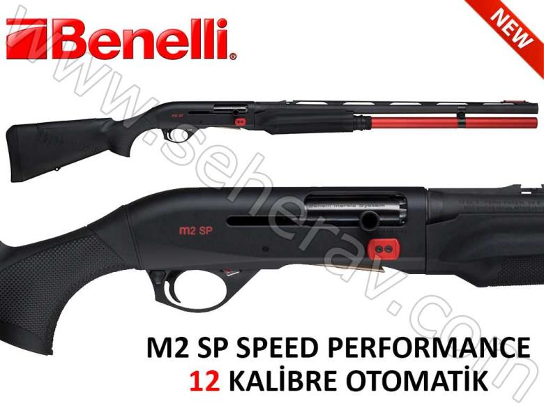 BENELLİ M2 SP SPEED PERFORMANCE 10+1 12 KALİBRE OTOMATİK
