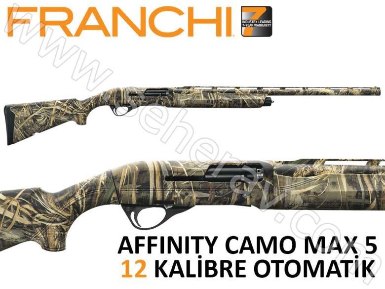 FRANCHI AFFINITY ONE CAMO MAX 5 12 KALİBRE OTOMATİK