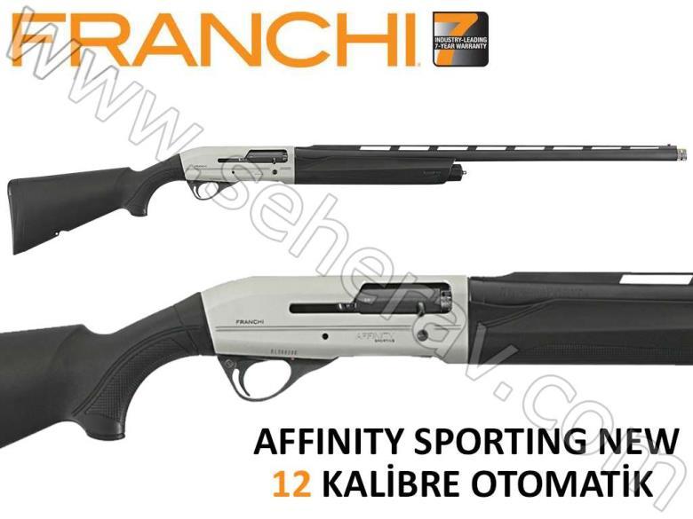 FRANCHI AFFINITY SPORTING NEW 12 KALİBRE OTOMATİK