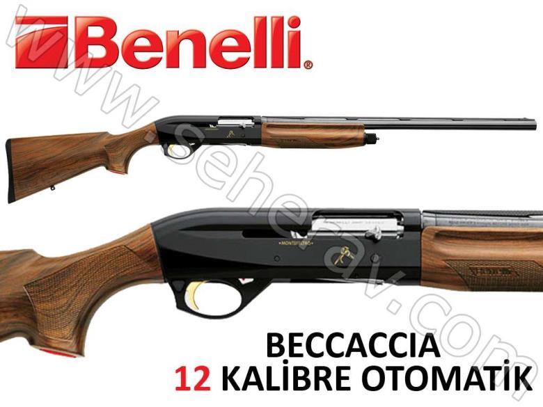 BENELLİ MONTEFELTRO BECCACCIA 12 KALİBRE OTOMATİK
