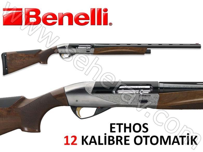 BENELLİ RAFFAELLO ETHOS SİLVER 12 KALİBRE OTOMATİK