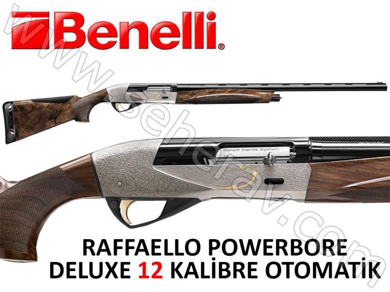 BENELLİ RAFFAELLO POWERBORE DELUX 12 KALİBRE OTOMATİK