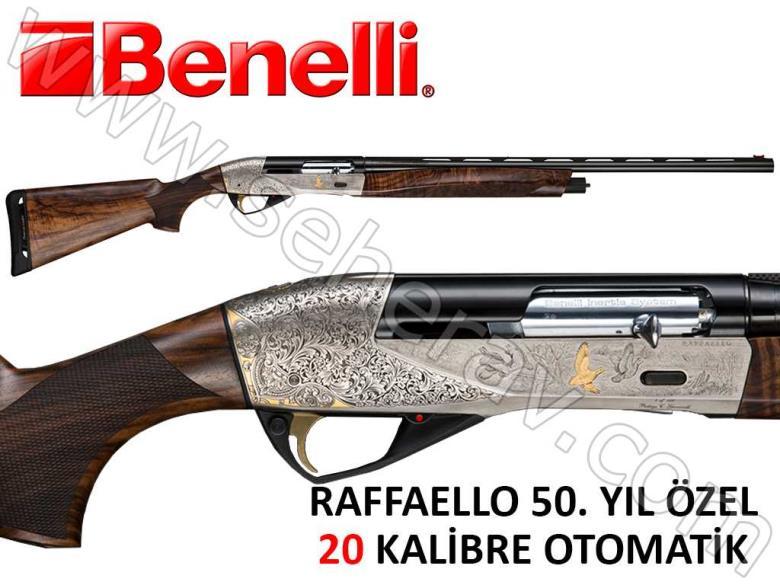 BENELLİ RAFFAELLO 50 YIL LİMİTED EDİTİON 20 KALİBRE OTOMATİK