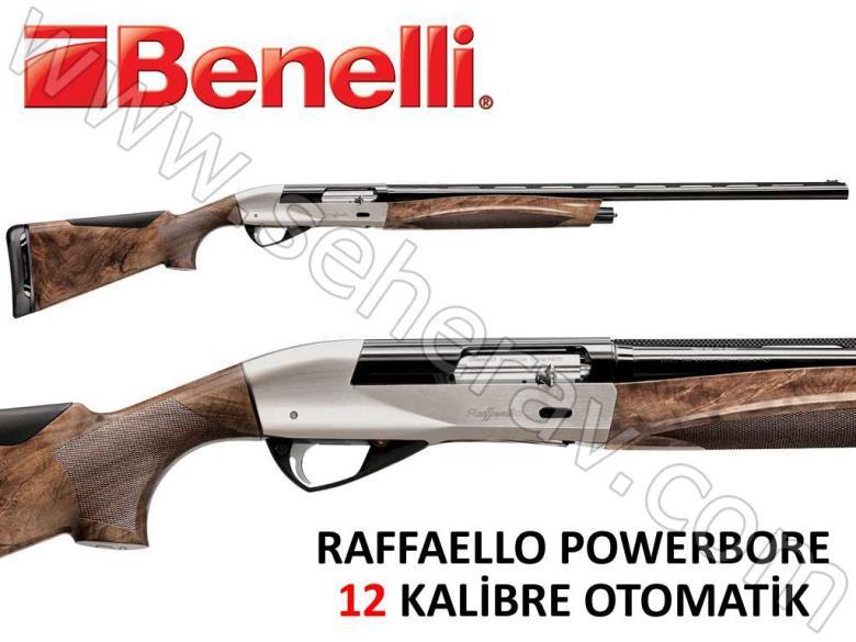 BENELLİ RAFFAELLO POWERBORE 12 KALİBRE OTOMATİK