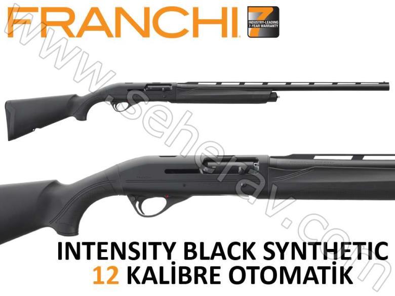 FRANCHI İNTENSITY BLACK SYNTHETIC 89mm 3.5 inç 12 KALİBRE OTOMATİK