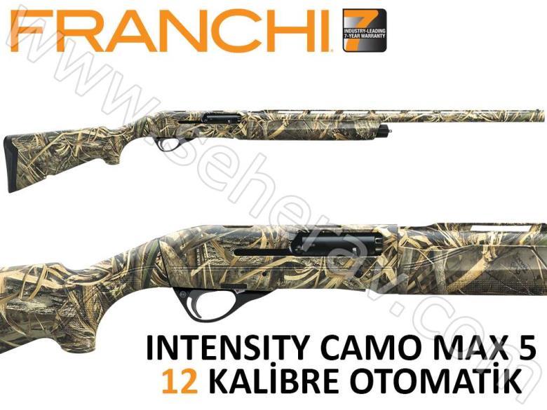FRANCHI İNTENSITY CAMO MAX5 89mm 3.5inç 12 KALİBRE OTOMATİK
