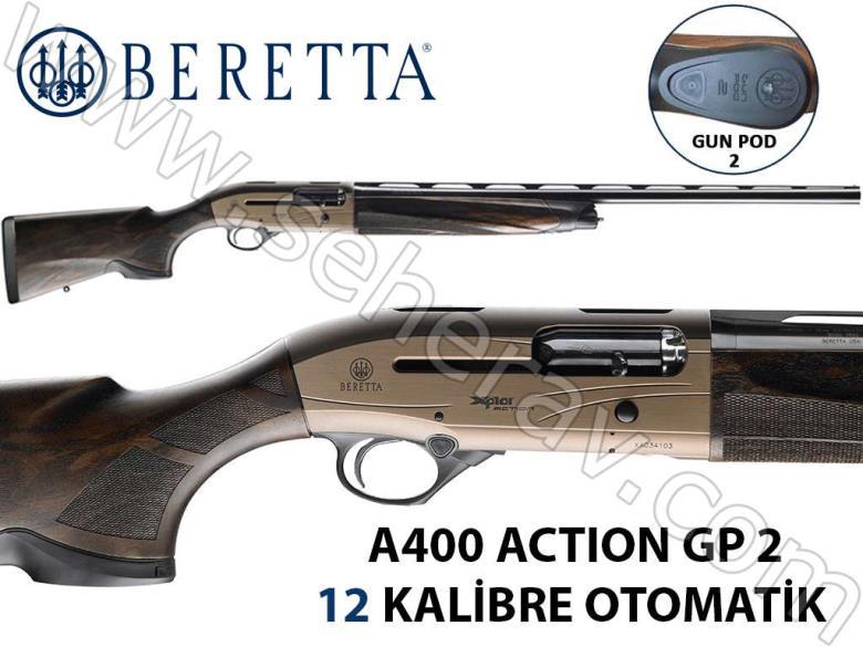 BERETTA A400 XPLOR ACTION GUNPOD2 12 KALİBRE OTOMATİK