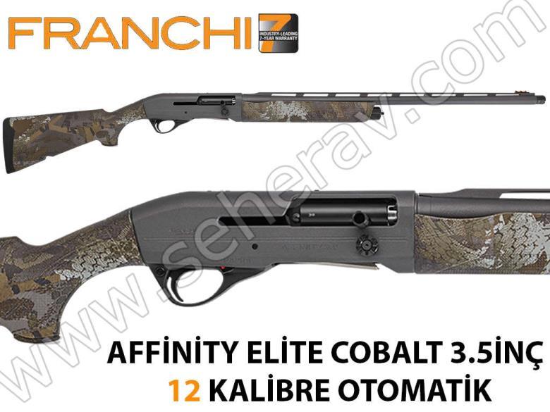 FRANCHİ AFFINITY ELİTE COBALT 12 KALİBRE OTOMATİK 3.5İNÇ