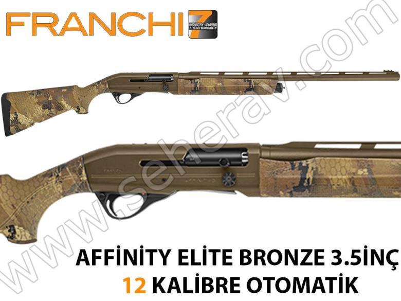 FRANCHİ AFFINITY ELİTE BRONZE 12 KALİBRE OTOMATİK 3.5İNÇ